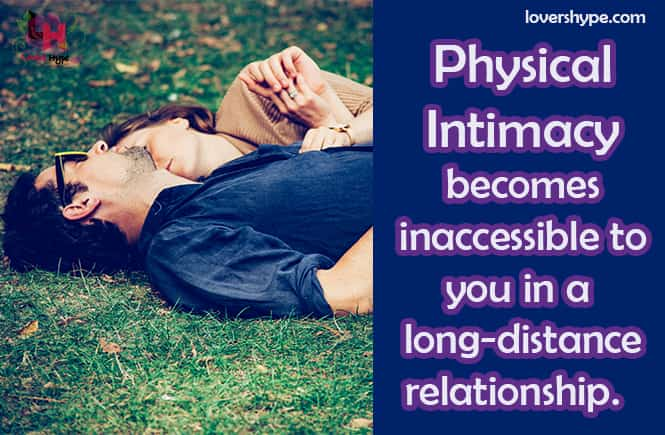 Lack Of Physical Intimacy