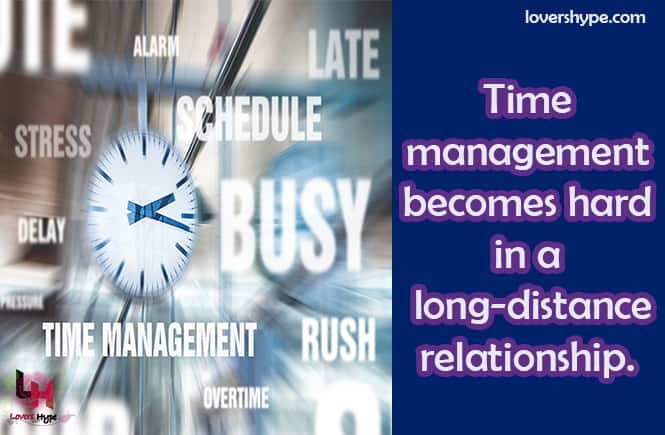 Time Management Becomes Hard